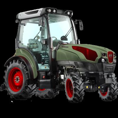 Tractor XS V-DRIVE - Huerlimann Tractors