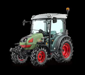 Tracteur Prince - Huerlimann Tractors