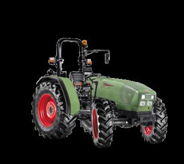 Tractor XE - Huerlimann Tractors