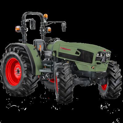 Traktor XE Stufe IIIB - Huerlimann Tractors