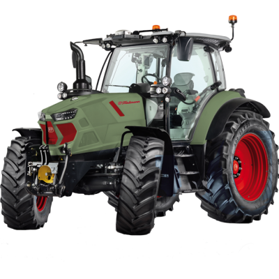 Traktor XL Stufe IV - Huerlimann Tractors