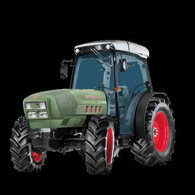 Tractor XF - Huerlimann Tractors
