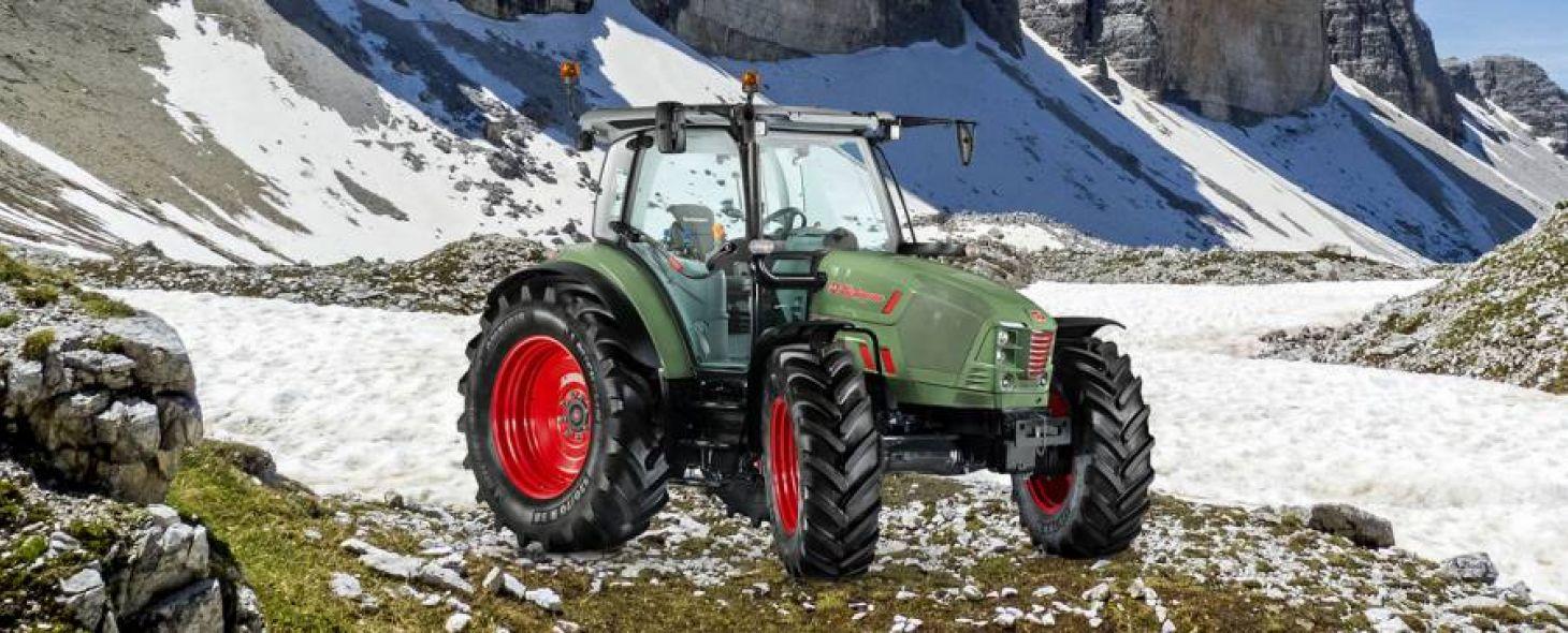 Tractor XM T4i - Huerlimann Tractors