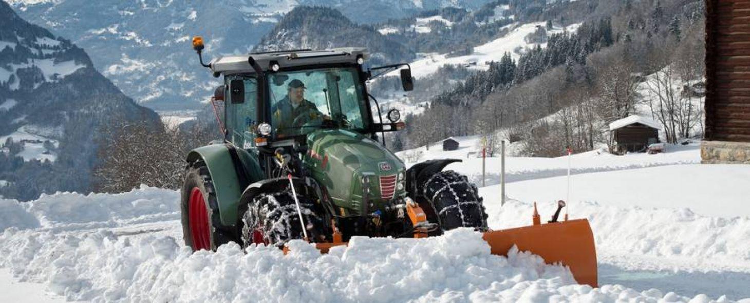 Tractor XM.K - Huerlimann Tractors