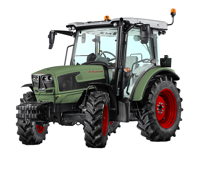 Traktor XA Spirit - Huerlimann Tractors