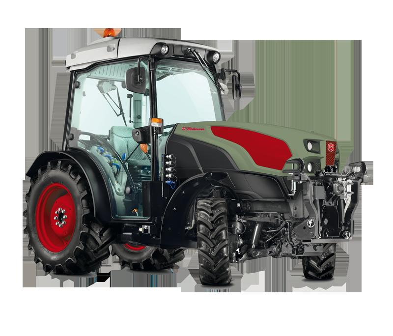 Traktor XS/XV T4i - Huerlimann Tractors