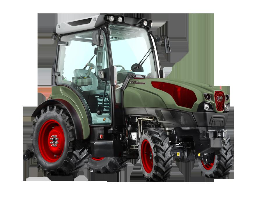 Traktor XS V-DRIVE - Huerlimann Tractors