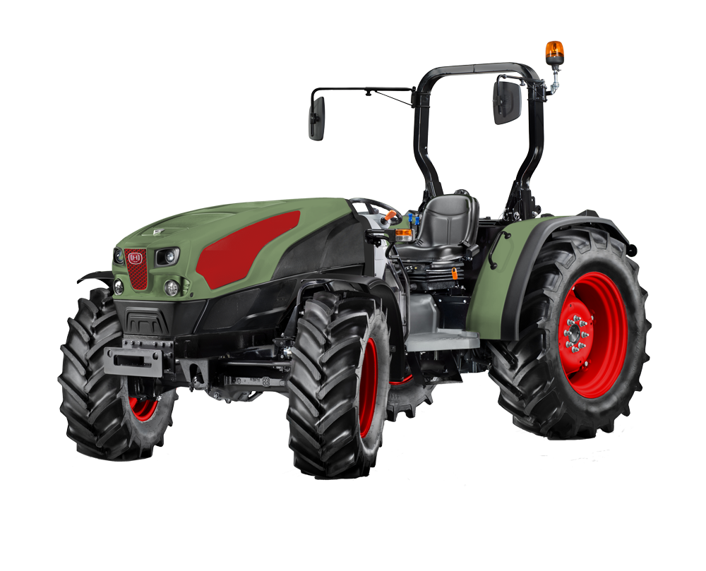 Tractor XB TB Stage IIIB - Huerlimann Tractors