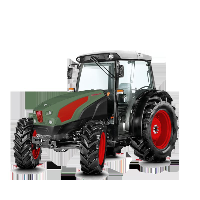 Tracteur XF T4i - Huerlimann Tractors