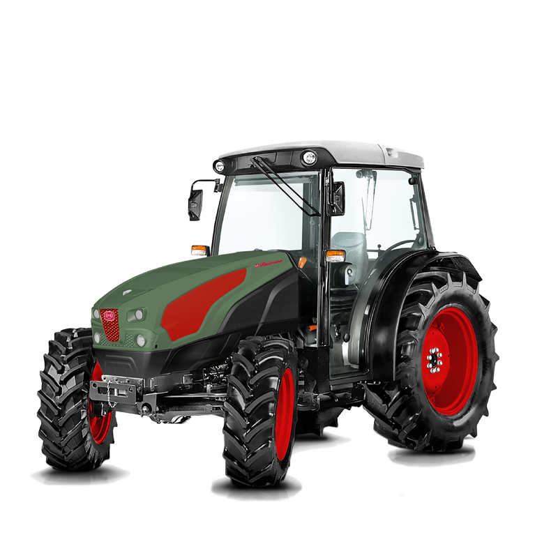 Tractor XF Stage III B - Huerlimann Tractors