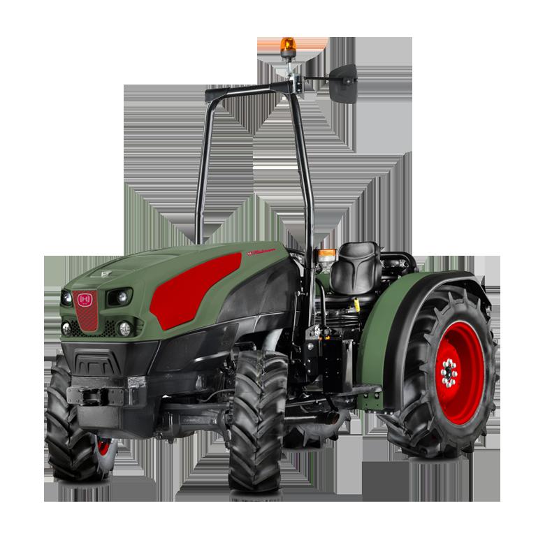 Traktor XF TRADITION T4i - Huerlimann Tractors