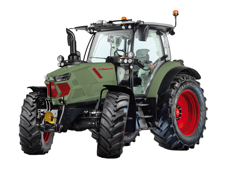 Tractor XL Stage IV - Huerlimann Tractors