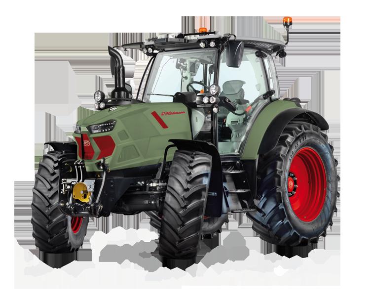 Tracteur XL Stage IV - Huerlimann Tractors