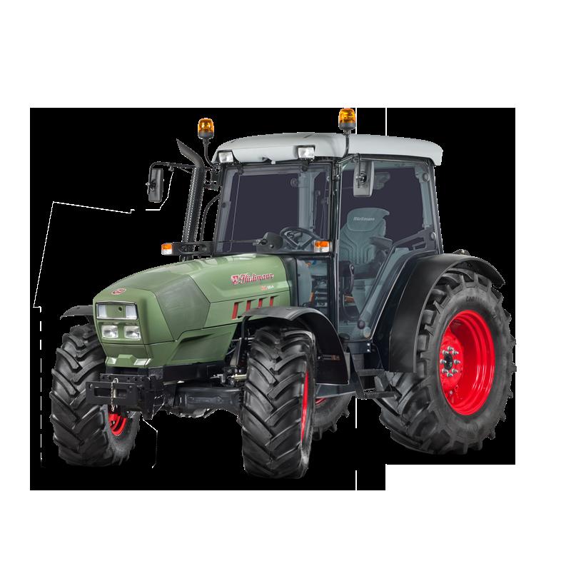 Traktor XA T4i - Huerlimann Tractors